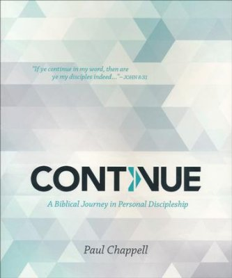 continue by paul chappell